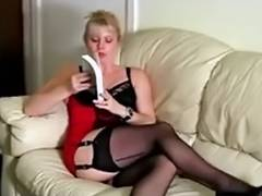 Peculiar Girdle and Nylons Compilation 2