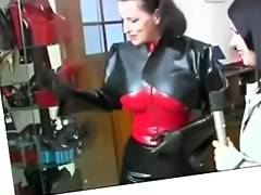 Casting, Audition, Casting, Latex, Rubber, Interview