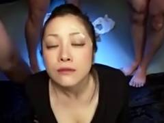 Minako Komukai 1St BUKKAKE