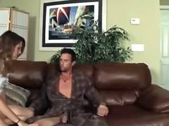 Claire Acquires Spanked And Punished By Dad