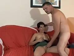 Amateur couple's homemade porn with oral tube porn video