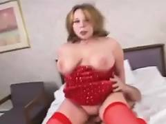 Large Titted Kerra's First Anal tube porn video