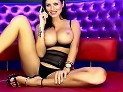 Lilly Roma in the Studio 69 Lounge