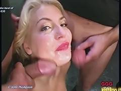 Bukkake, Babe, Bukkake, Hardcore, Orgy