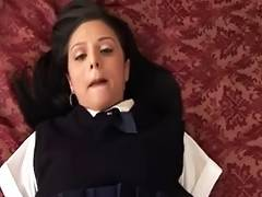Uniformed Schoolgirl Fuck Marissa Mendoza