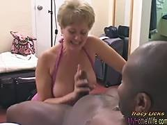 Black, 10 Inch, Big Cock, Black, Interracial, Lick