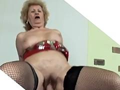 Old Hot Grannys two