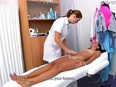 Gina Gyno Exam porn tube video