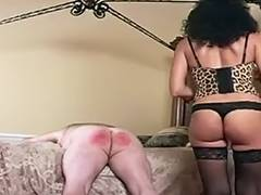 Trained by Headmistress in Nylons