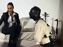 Boot Worship in Str8 Jacket tube porn video