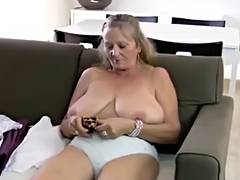 AllGrannyPorn Stripped Granny