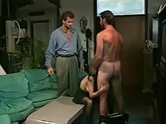 China Lee double penetration classic tube porn video