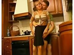Mom and Boy, 18 19 Teens, Mature, MILF, Skinny, Old and Young