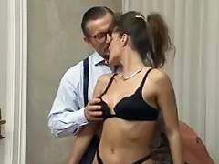 Mr Clark 's Secretaries tube porn video