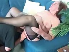 German Obese Granny R20 tube porn video