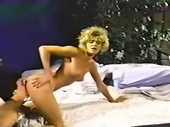 Ginger Lynn Tom Byron in 'Talk Impure to Me three' 1984