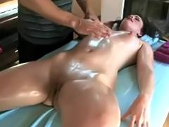 Hawt Brunette Hair Acquires A Rub Down With Extras tube porn video