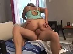 Mama seduces son's ally tube porn video