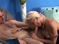Italian Older tube porn video