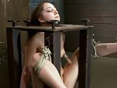 All, Bound, Spanking, Toys, Throat Fucked, Tied Up