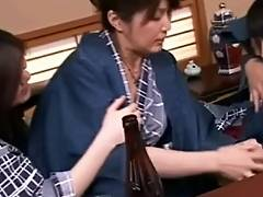 Full Japanese Lesbo video three tube porn video