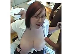 Fat Big Tits, BBW, Chunky, Sperm, Jizz, Fat Big Tits