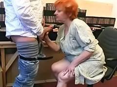 Omas Auf Der Arbeit porn tube video