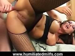 Filthy Mother I'd Like To Fuck Acquires An Anal Fisting
