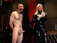 Sexy Domination with Hot Dominant tube porn video