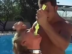 Throat Butt Fucking w Ashley Moore