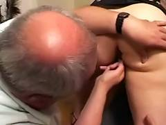 three French daddies tube porn video