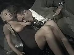 Vintage Hairy Pussy, Anal, Babe, Big Tits, Blonde, Classic