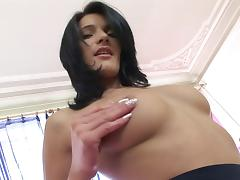 Perfect Russian Beauty Milla DP And DAP