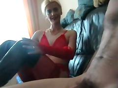 Mature wife swallows every drop tube porn video