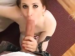 Teen Takes On Monster Cock tube porn video