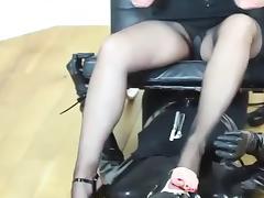 Worship your mistress beautiful feet