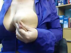 Big nipple play