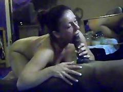Wife Sucks BBC
