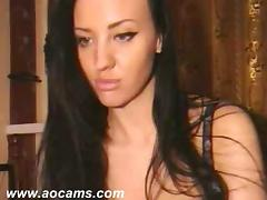 Busty Girl Webcam Masturbation Cum Sexshow Live On Cam