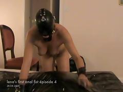 lena fist slave girl tube porn video