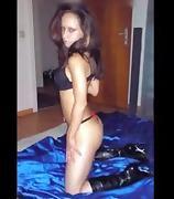 Exgf Katja compilation and sex tool play