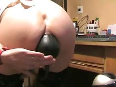 webcam anal show with mature tube porn video