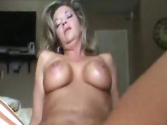 She rides a big black cock
