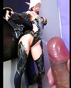Dark Elf SoF porn tube video