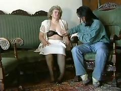 Hairy Granny tube porn video