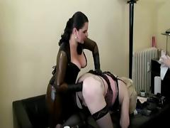 Femdom Redz245 Fist tube porn video