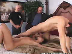 Cougar, Adultery, Anal, Blowjob, Cougar, Cuckold