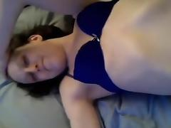 My selfshot masturbation video