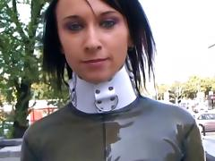 Hot Outfits Latex and PVC porn tube video