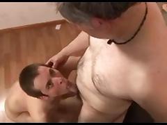 Masaje que acaba en polvazo